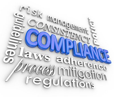 the word compliance